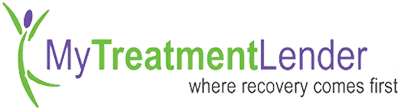my treatment lender logo and slogan